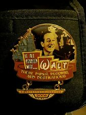 It All Started With Walt Completer Pin Its a Small World attraction AP LE 60 Pin