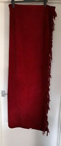 Marks and spencer Large Chenille Throw