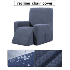 Waterproof Elastic Recliner Chair Cover All-inclusive Massage Sofa Couch Cover