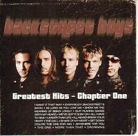 Backstreet Boys - Greatest Hits - Chapter One [CD]
