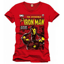 Iron Man T-Shirt - Never Seen Before