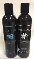 Tan Physics Combo Perfect Balance Pre-Tan Exfoliant and Ultra-Hydrating Extender