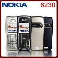 Unlocked Original Nokia 206 2060 Dual SIM MP3 1.3MP Camera White 2.4'' Phone