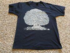 Rare Vintage 1989 The Family Tree of American Rock T-Shirt Burton xl x large OG