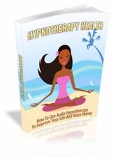 Hypnotherapy Health &10 Fitness eBooks Master Resell Rights MRR pdf Free Ship