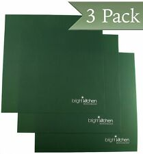 3-Pack Silicone Sheets for Tribest Sedona Dehydrator BPA-Free Drying / Fruit