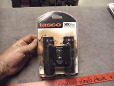 Tasco Essentials  10X25mm 168RB  Black   Binoculars