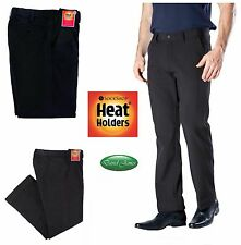 Heat Holders Mens Winter Warm  Thermal Fleece Insulated Lined Trousers 0.53 TOG