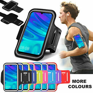 Sports Running Armband Phone Case Holder For iPhone 12 11 XR 8 7 6s Touchscreen