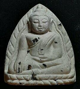 Thai Amulet-Phra LP Toh-Tripartite set-Millionaire 1000 million ver-1995-BT 15