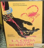 DVD FILM THRILLER HORROR MOVIE 70-LA CODA DELLO SCORPIONE argento,profondo rosso