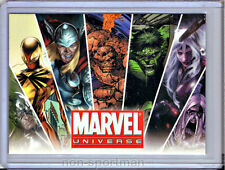 MARVEL UNIVERSE 2011 MINI-MASTER SET+