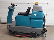 Tennant T7 Ride On Scrubber Dryer 1 Week Hire
