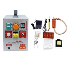 2 In 1 709A 1.9KW  Batterie Schweißmaschine 60A Punktschweißgerät Spot Welder