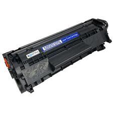 1 Black Toner Cartridge for HP LaserJet 1010, 1018, 1022n, 3015, 3050, M1319 MFP