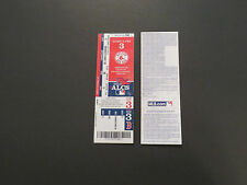 BOSTON RED SOX UNUSED PLAYOFF TICKET GAME #6 2013 ALCS VS. DETROIT TIGERS