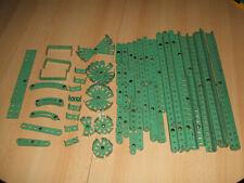 Märklin Metallbaukasten  verschiedene Winkelträger + Flachbänder usw.