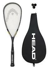 Head Intelligence i.110 Squash Racket + 3 Squash Balls RRP £175