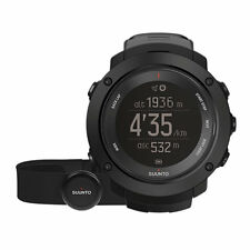 Watch GPS Hiking Outdoor Mountain-climbing SUUNTO VERTICAL HR black