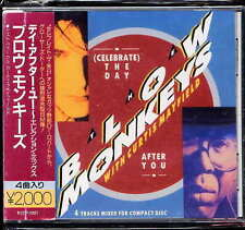 Blow Monkeys Out with Her Japan CD w/obi with Curtis mayfield R20P-1001