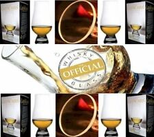 (4) Glencairn SCOTCH WHISKY Glasses w/2 Free Watch Glass Covers & Free Shipping