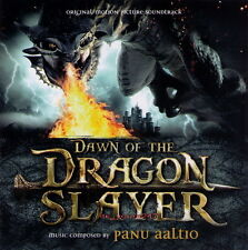 Dawn of the Dragon Slayer-original bande sonore [2011] | Panu Aaltio | CD