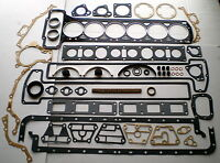 FULL ENGINE HEAD GASKET SET XJ6 DAIMLER SOVEREIGN 4.2 INJ INJECTION 1979-87