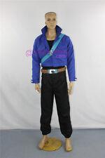 Dragon Ball Z Trunks Super Saiyan Cosplay Costume DBZ Dragonball Z cosplay