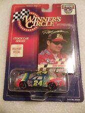 1998 Jeff Gordon Stock Car Series Die Cast Collectable Car Walmart Special