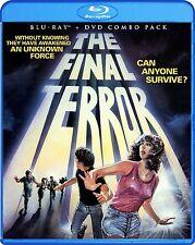 THE FINAL TERROR (John Friedrich) Region A  - BLU RAY + DVD  - Sealed