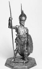Lead soldier toy,Etruscan warrior,rare,detailed toy,gift