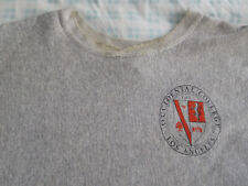 Vintage Occidental College Los Angeles Sweatshirt XL Distressed Reverse Weave ?