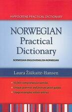 Norwegian Practical Dictionary: Norwegian-English/English-Norwegian (Paperback o