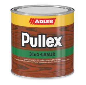 Pullex 3in1-Lasur Vernice trasparente protettiva per legno al solvente ADLER --
