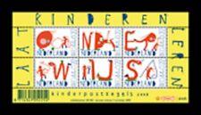Nederland NVPH 2608 Vel Kinderzegels 2008 Postfris