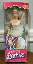 VINTAGE 1975 BALLERINA BARBIE DOLL - NEVER REMOVED FROM BOX -  #9093 - NOS