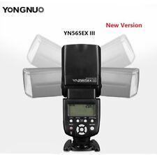 Newest Yongnuo YN-565EX III GN58 TTL Flash Speedlite for Canon 6D 7D 600D Camera