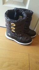 Trespass Girls Snow Boots Warm Size 2
