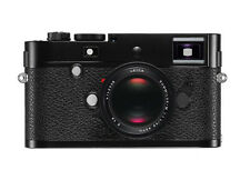 Brand New Leica Black M240-P Digital Rangefinder Camera #10773 M-P