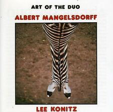 Lee Konitz, Albert Mangelsdorff - Art of the Duo [New CD]