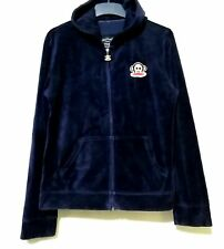 Paul Frank Women Velour Hoodie Jacket
