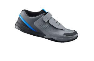 Shimano AM9 (AM901) - SPD Shoes - Grey / Blue