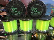 Catch The Fever SLIME LINE 40# 1370 yd Mono Fishing Line SLIME GREEN  1 lb SPOOL