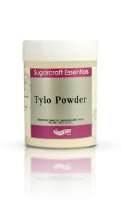 CMC Tylo Powder - 120gr Lebensmittel für Blütenpaste Modellierpaste Rainbow Dust