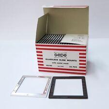 6x6 Dia-Rahmen Gepe 7031 ohne Glas 60 x 60 glaslos