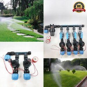 Kit irrigazione automatica Giardino Orto prato vasi a goccia pop up irrigatori