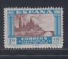 ESPAÑA (1940) MNH NUEVO SIN FIJASELLOS - EDIFIL 899 (1,50 pts + 50 cts) LOTE 2