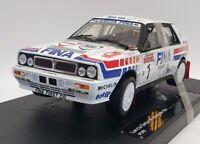 Sunstar 1/18 Scale 3119 - Lancia Delta HF Integrale 16V Winner Sanremo 1991