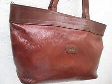 -AUTHENTIQUE  sac à main type cabas EL CAMPERO  cuir   (T)BEG vintage bag
