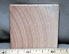 """Square Sign 2"""" New Unfinished Solid Wood Craft Made in USA Hang or Mount"""